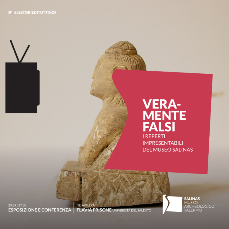 Facebook and Twitter campaign for Museo Archeologico Antonio Salinas Palermo by Marcello Costa | da72a300.it